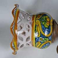 ceramica decorato a mano n.24
