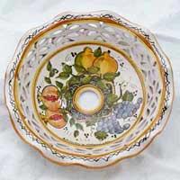 ceramica decorato a mano n.29