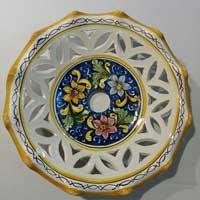 ceramica decorato a mano n.30