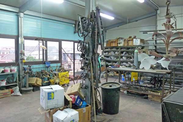 fabbrica artigianale ferro battuto forgiato