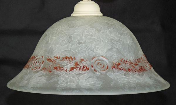 vetro per lampadari