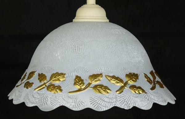 vetro per lampadario